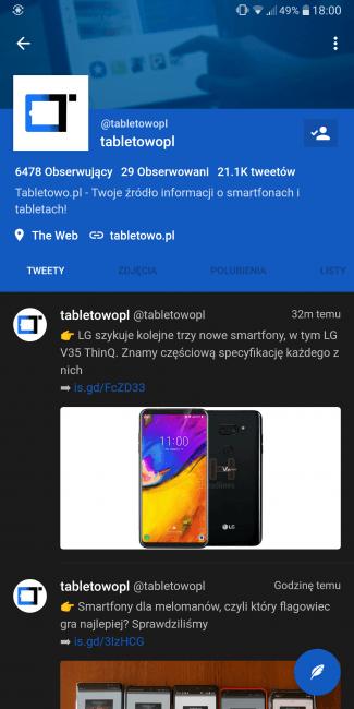 Tabletowo.pl Nareszcie! LG G6 otrzymał długo wyczekiwaną aktualizację do Androida 8.0 Oreo Aktualizacje Android LG Smartfony