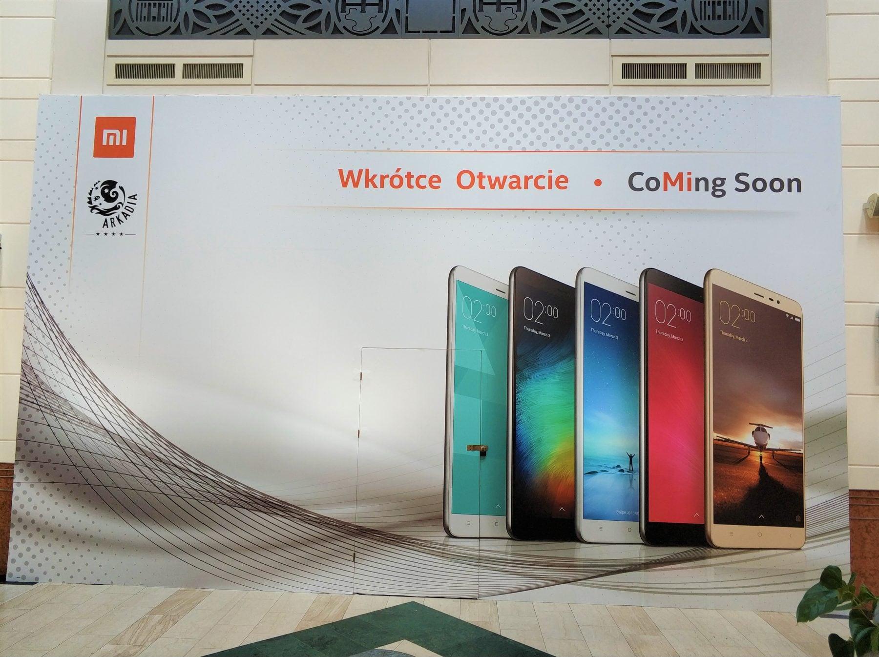 Już w tę sobotę w Warszawie zostanie otwarty salon Xiaomi. Promocje w sklepie stacjonarnym, ale też i online 24