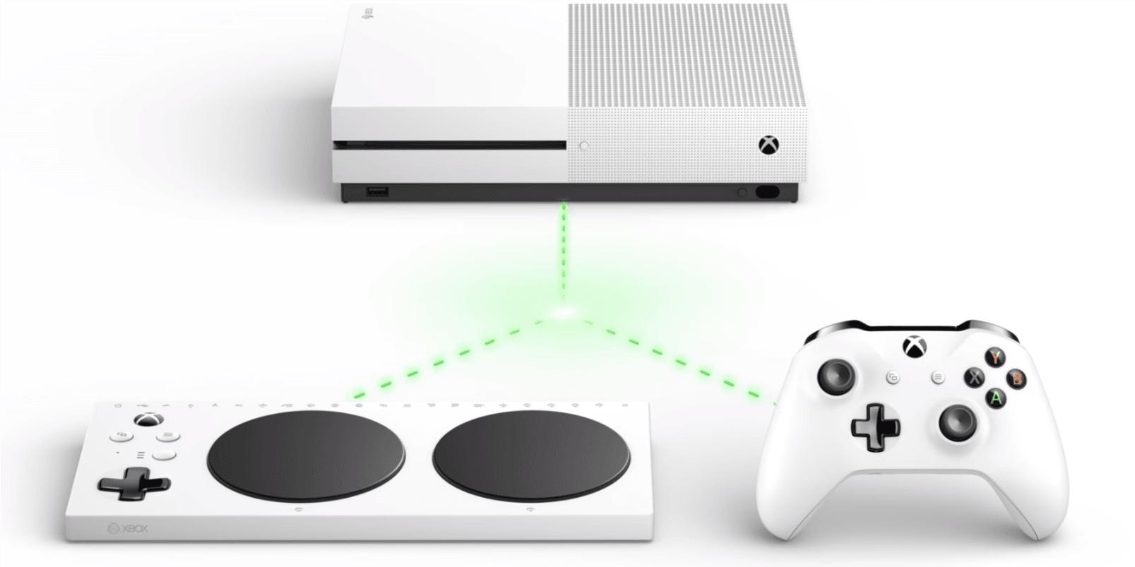 Tabletowo.pl Microsoft prezentuje Xbox Adaptive Controller dla graczy z ograniczeniami ruchowymi Ciekawostki Gry Sprzęt