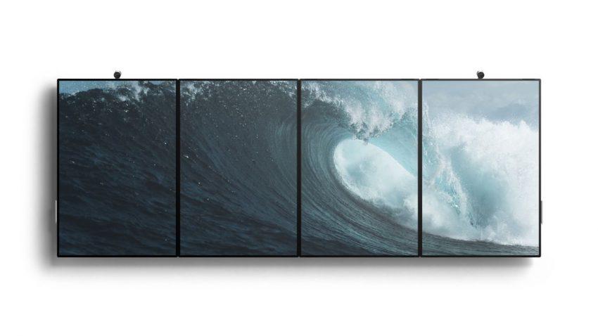 Tabletowo.pl Microsoft Surface Hub 2 wygląda obłędnie. Jest jak wyciągnięty wprost z przyszłości Microsoft Nowości Sprzęt