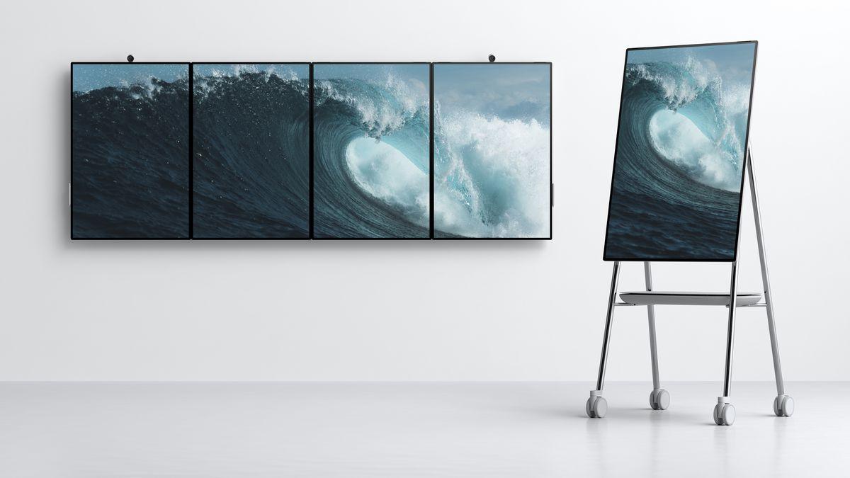 Microsoft Surface Hub 2 wygląda obłędnie. Jest jak wyciągnięty wprost z przyszłości 14
