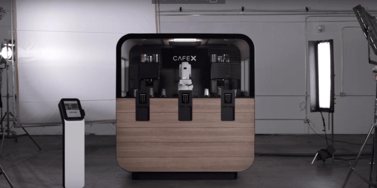 Tabletowo.pl To nie żart - Mitsubishi stworzyło Cafe X, czyli bezzałogową kawiarnię z robotem-baristą Ciekawostki