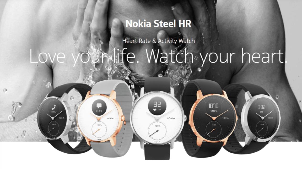 Tabletowo.pl Smartwatche są dla Nokii jak gorący kartofel. Withings wróci do swojego twórcy Nokia Wearable