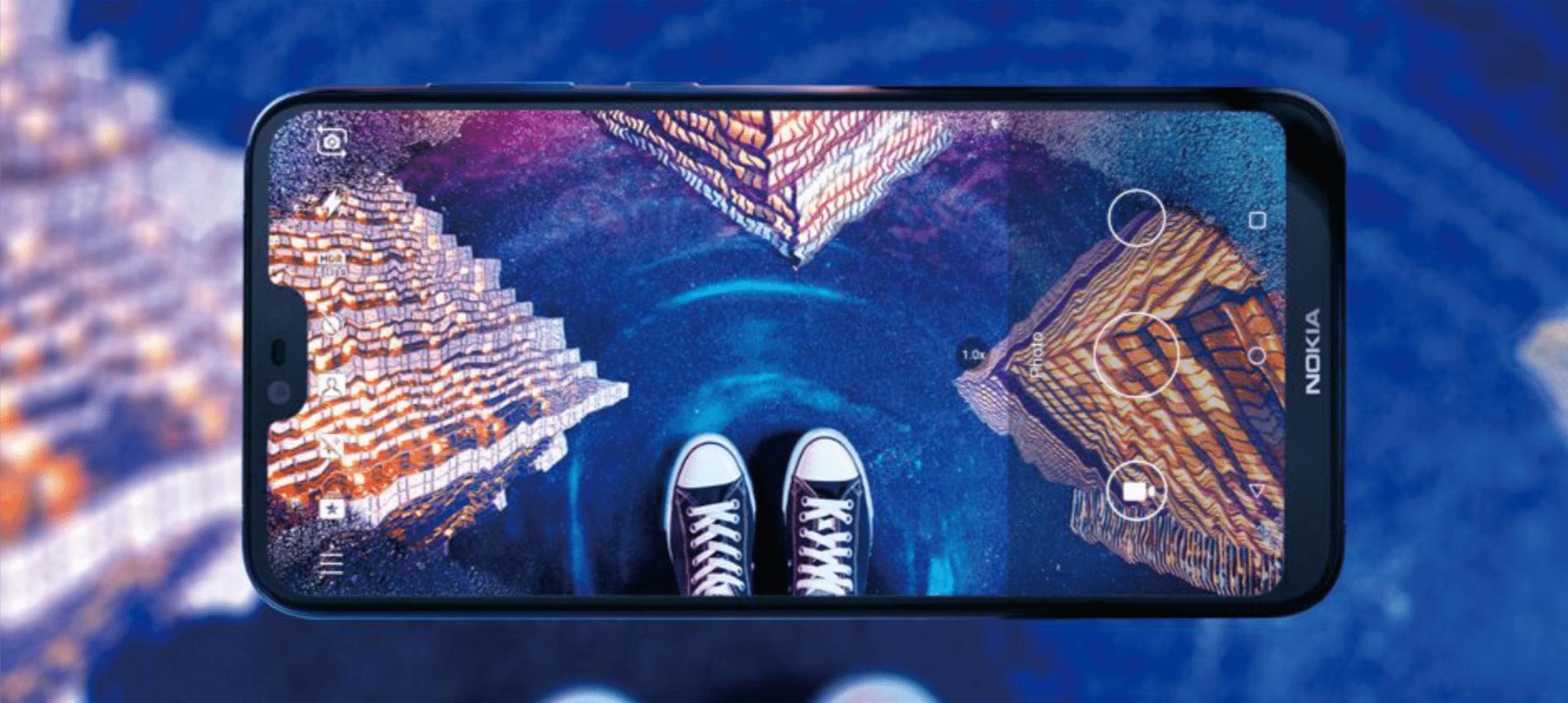 Tabletowo.pl Nokia może przegrać wojnę na średniopółkowe smartfony. Nokia X6 debiutuje w Chinach, ale jest droższa od Xiaomi Nokia Nowości Smartfony