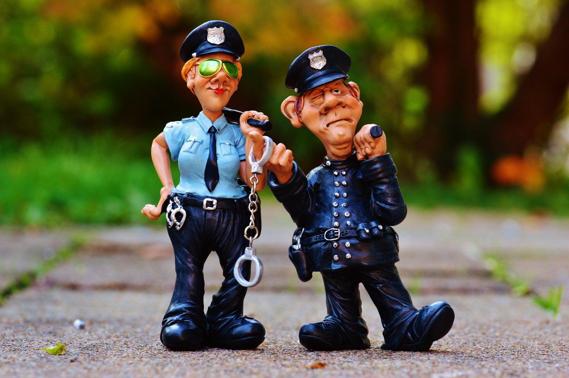Prawie 2300 osób zostało błędnie uznanych za kryminalistów przez policyjny system rozpoznawania twarzy 18
