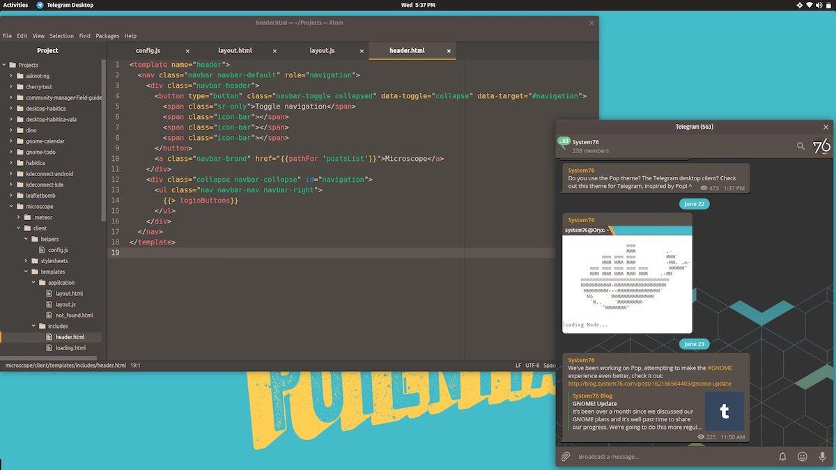 Tabletowo.pl Pop!_OS - wrażenia z użytkowania jednej z dystrybucji Linuksa. Spoiler: jest dobrze! Linux Oprogramowanie Ubuntu