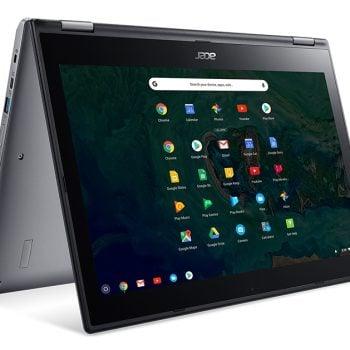 Tabletowo.pl Acer zaprezentował cztery Chromebooki - Chromebook 13/15 oraz Chromebook Spin 13/15 Acer Nowości