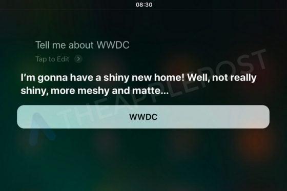 Siri wkrótce przemówi nowym głosem 22