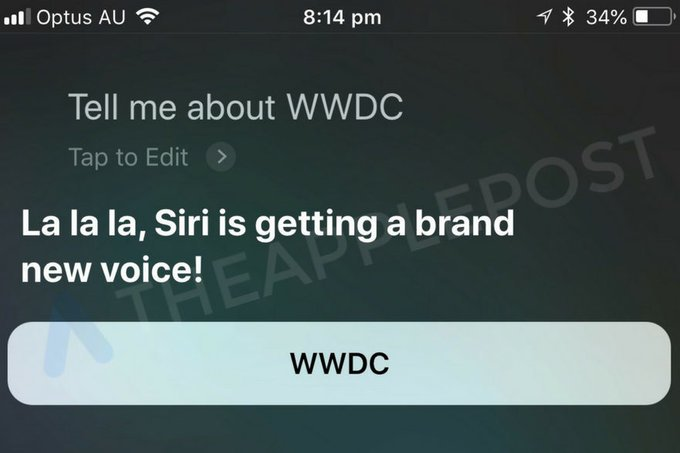 Siri wkrótce przemówi nowym głosem 21