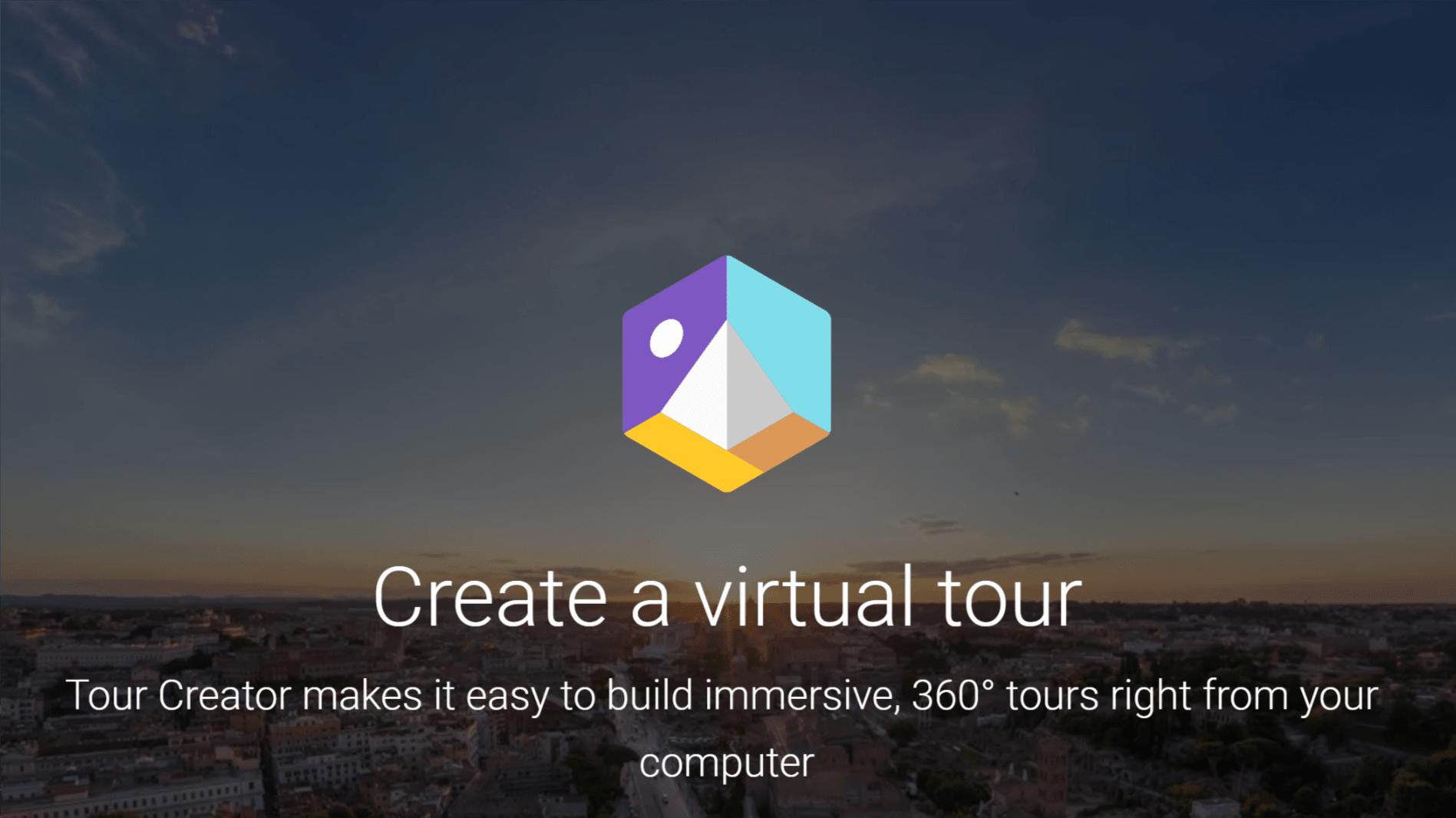 Tabletowo.pl Dzięki Tour Creator stworzysz wycieczkę w wirtualnej rzeczywistości - ze zdjęć własnych lub Street View Ciekawostki Google Oprogramowanie Wirtualna rzeczywistość
