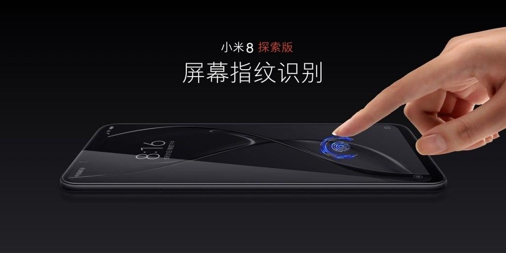Tym Chińczycy chcą podbić świat: Xiaomi Mi 8 nowym flagowcem firmy, a Mi 8 Explore Edition - jego ultranowoczesną wersją 36