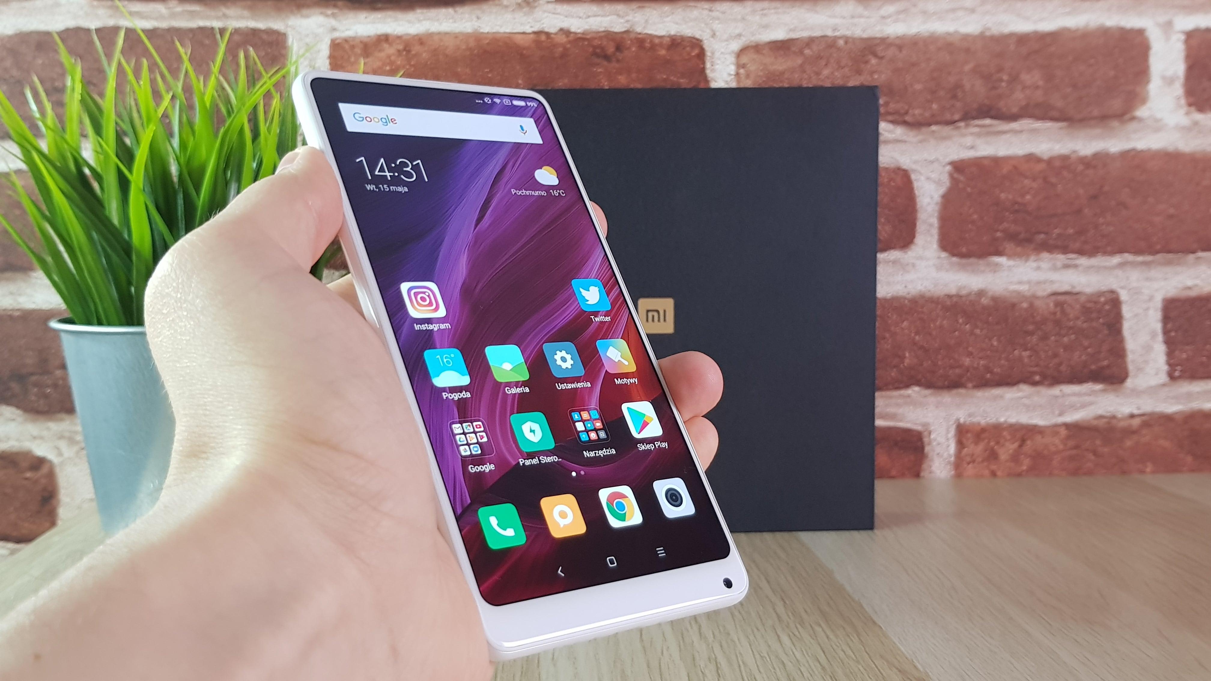 smartfon Xiaomi Mi MIX 2 smartphone