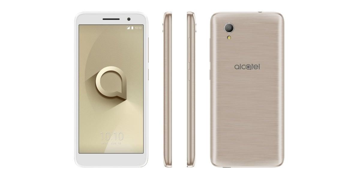 Tabletowo.pl Alcatel 1 to kolejny smartfon bez bajerów, ale z Androidem Go Alcatel Android Nowości Smartfony