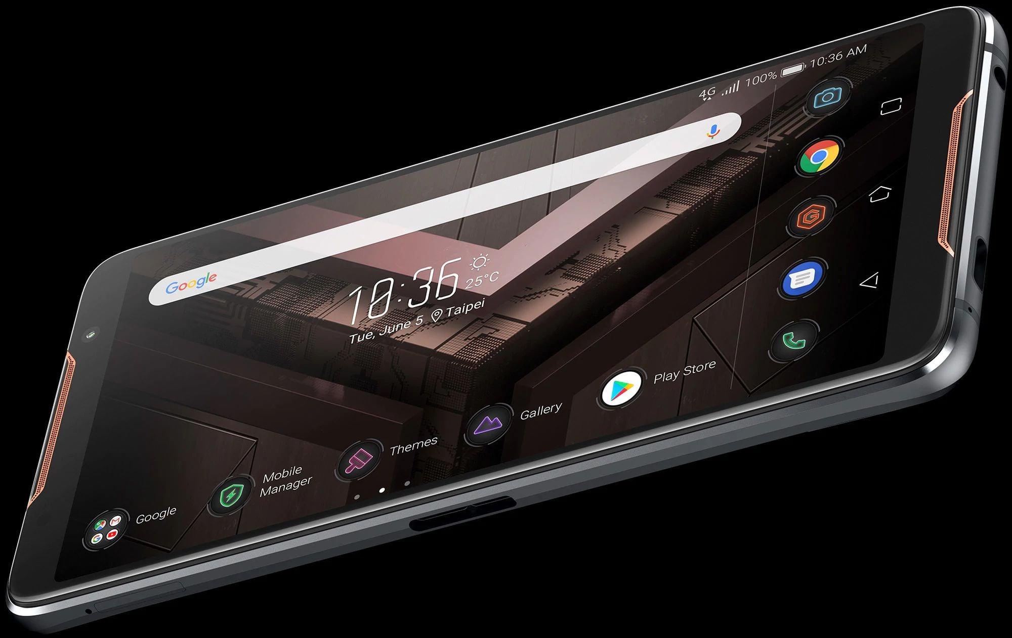 Tabletowo.pl Granie mobilne wiele nie wymaga, czyli trochę o tym, że istnienie gamingowych smartfonów nie ma sensu Felietony Gaming Gry Smartfony Technologie