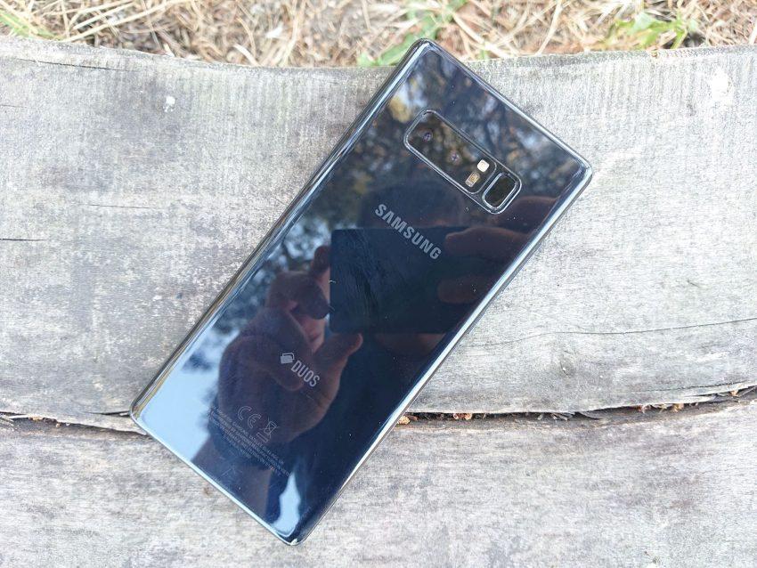Tabletowo.pl Jak sprawuje się Samsung Galaxy Note 8 blisko rok po swojej premierze? Opinie Recenzje Samsung