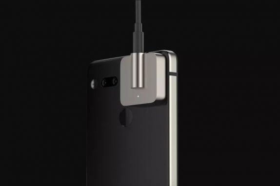 Takie czasy, że gniazdo słuchawkowe do smartfona trzeba sprzedawać osobno w formie modułu, jak w Essential Phone