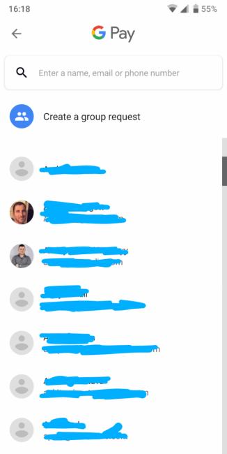 Tabletowo.pl Google Pay to nie tylko płatności zbliżeniowe - trwają testy przekazów pieniężnych Android Google Smartfony