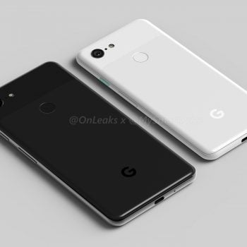 Google Pixel 3 i Google Pixel 3 XL na renderach - piękna i bestia? 43