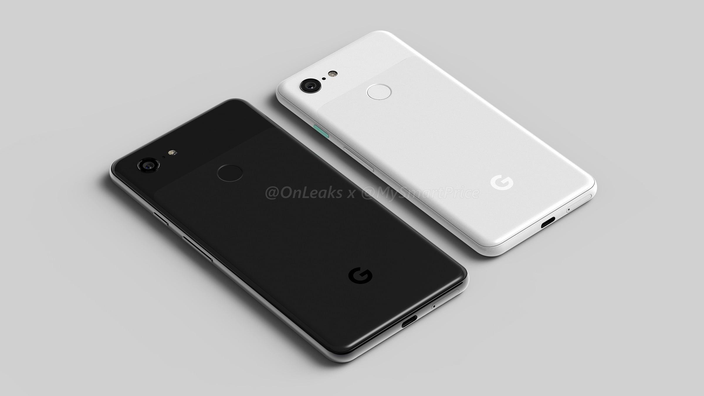 Tabletowo.pl Kolejny wyciek informacji na temat telefonów Google. Pixel 3 i Pixel 3 XL w pełnej krasie Google Nowości