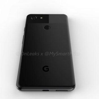 Google Pixel 3 i Google Pixel 3 XL na renderach - piękna i bestia? 35