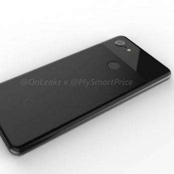 Google Pixel 3 i Google Pixel 3 XL na renderach - piękna i bestia? 36