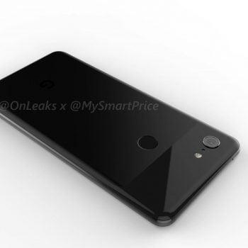 Google Pixel 3 i Google Pixel 3 XL na renderach - piękna i bestia? 37