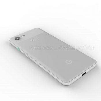 Google Pixel 3 i Google Pixel 3 XL na renderach - piękna i bestia? 22