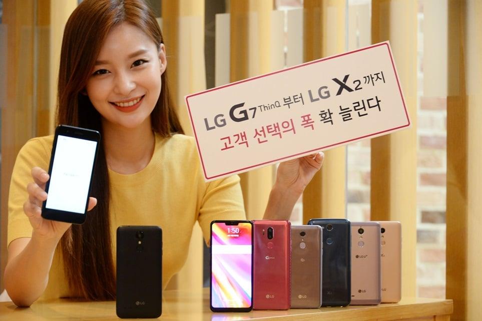 Patrzę na LG X2 i zastanawiam się: w walce o niewymagającego klienta liczą się parametry czy cena? 16