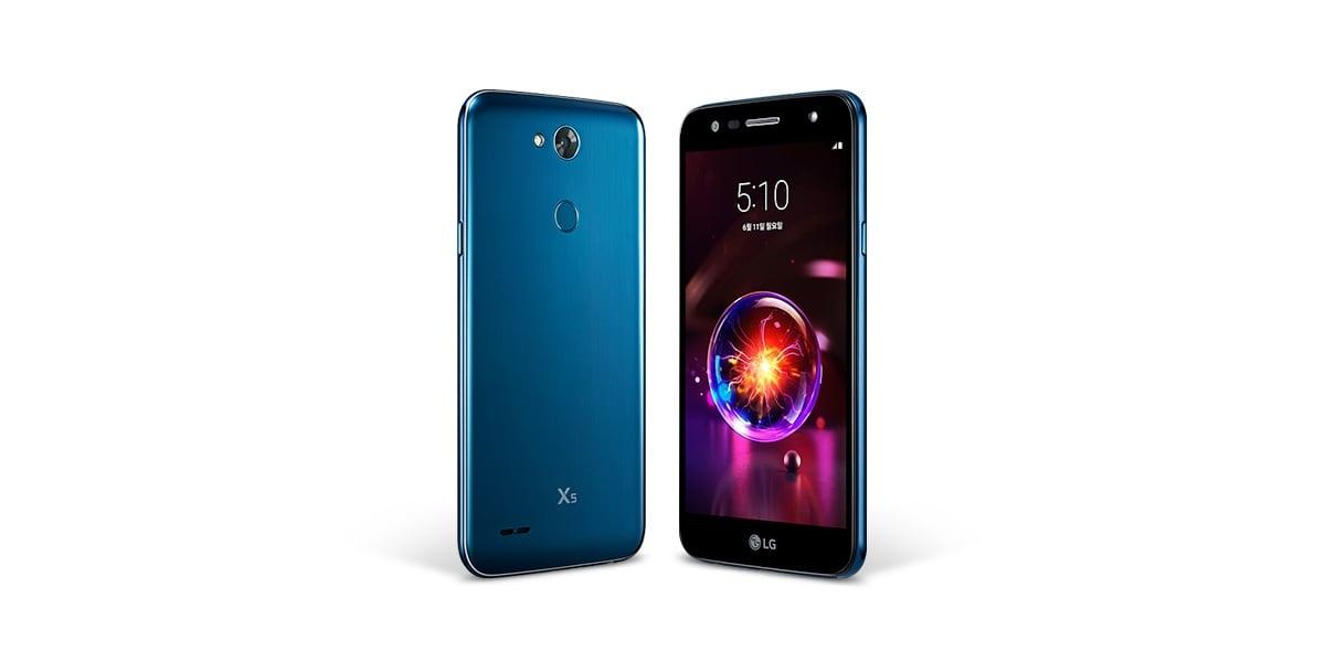 Tabletowo.pl LG prezentuje nowy model LG X5 2018 z baterią o pojemności 4500 mAh Android LG Nowości Smartfony