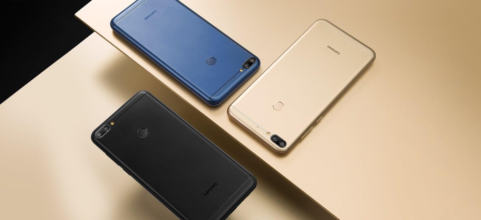 Lenovo prezentuje: smartfony Lenovo K5 Note 2018 i Lenovo A5 oraz smartwatch Lenovo Watch X (Plus) 18