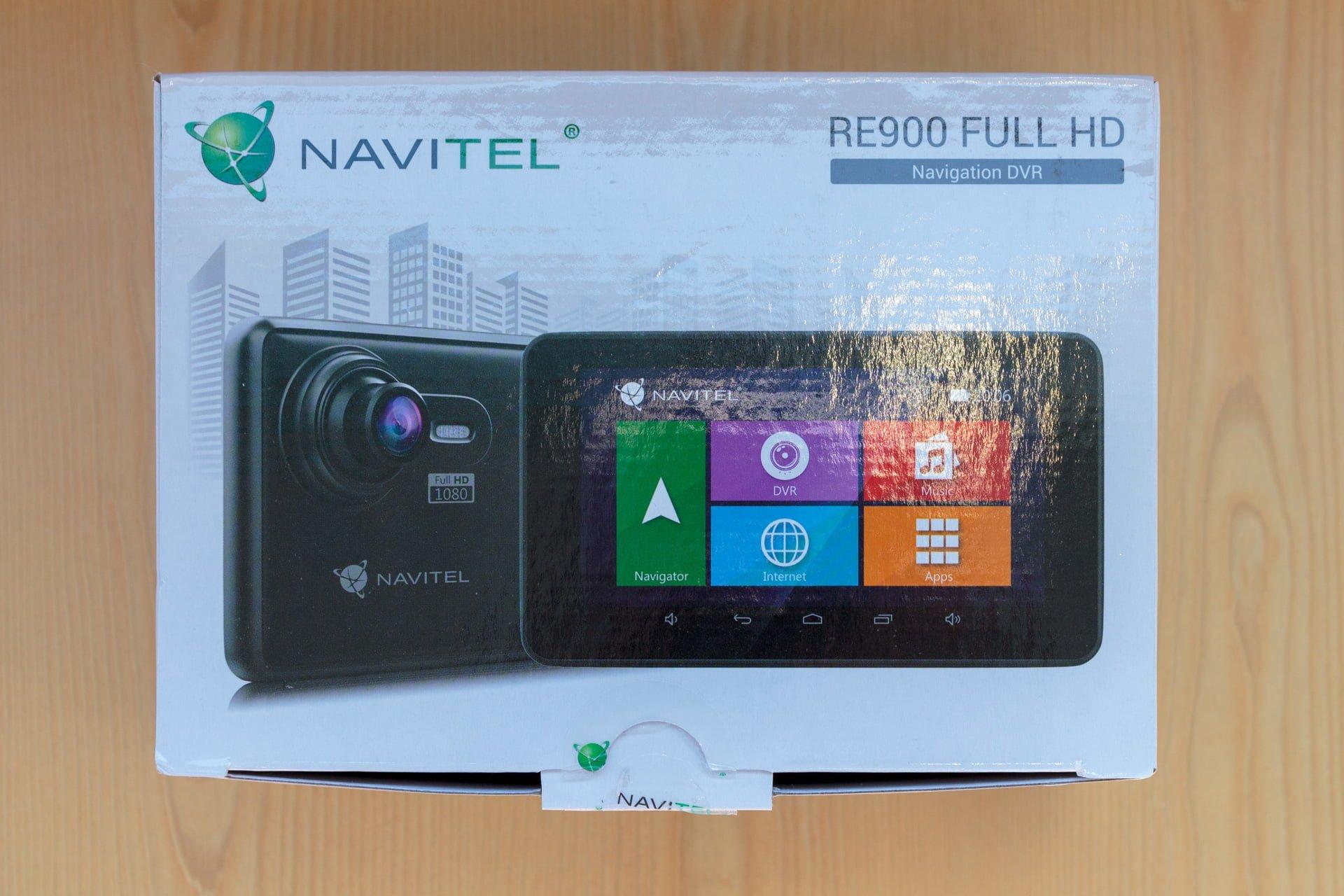 Recenzja Navitel RE900 – nawigacja i rejestrator z problemami 18