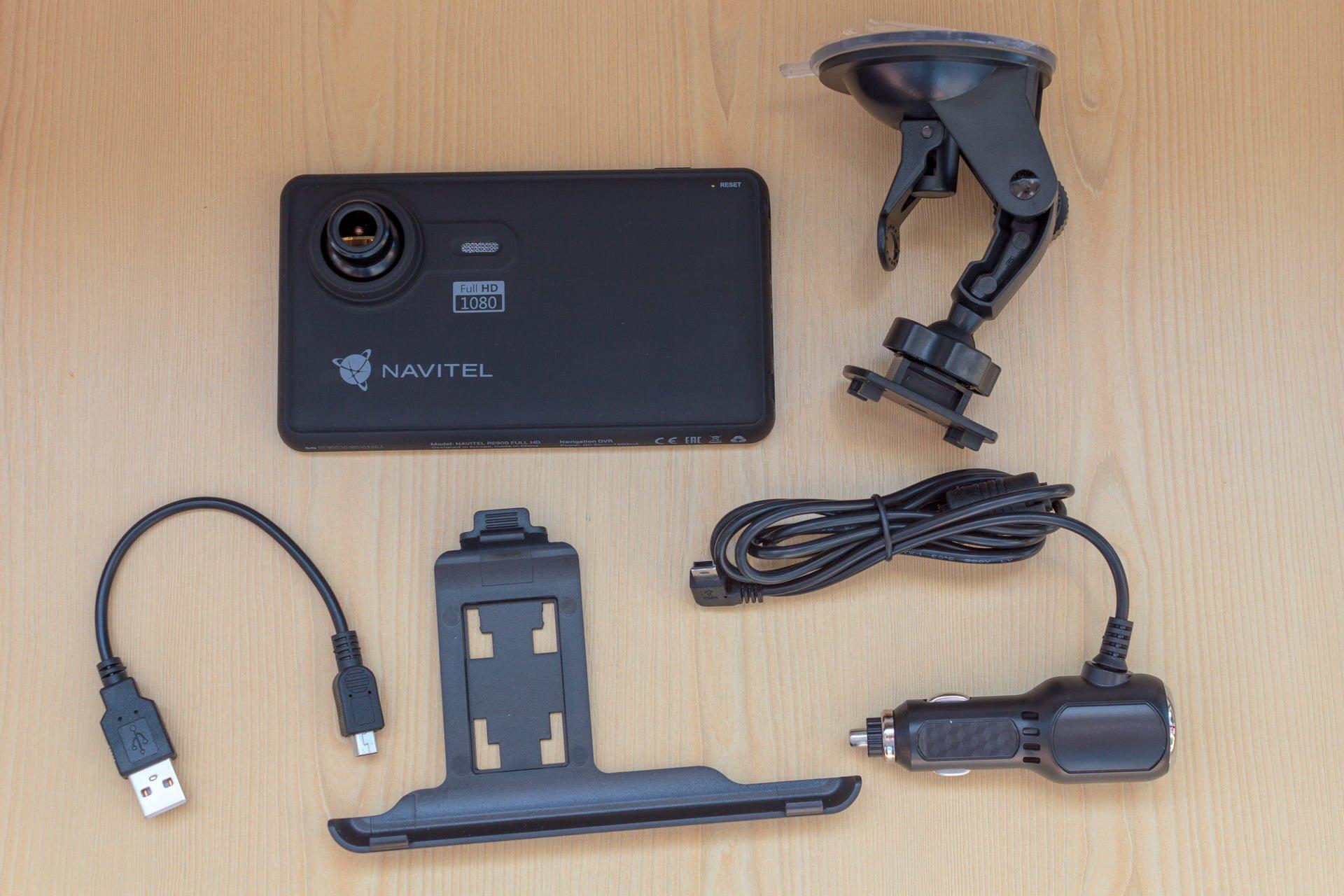 Recenzja Navitel RE900 – nawigacja i rejestrator z problemami 20