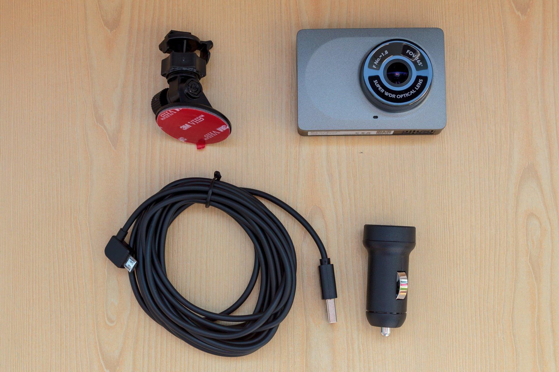 Recenzja YI Smart Dash Camera - rejestrator dla każdego 23