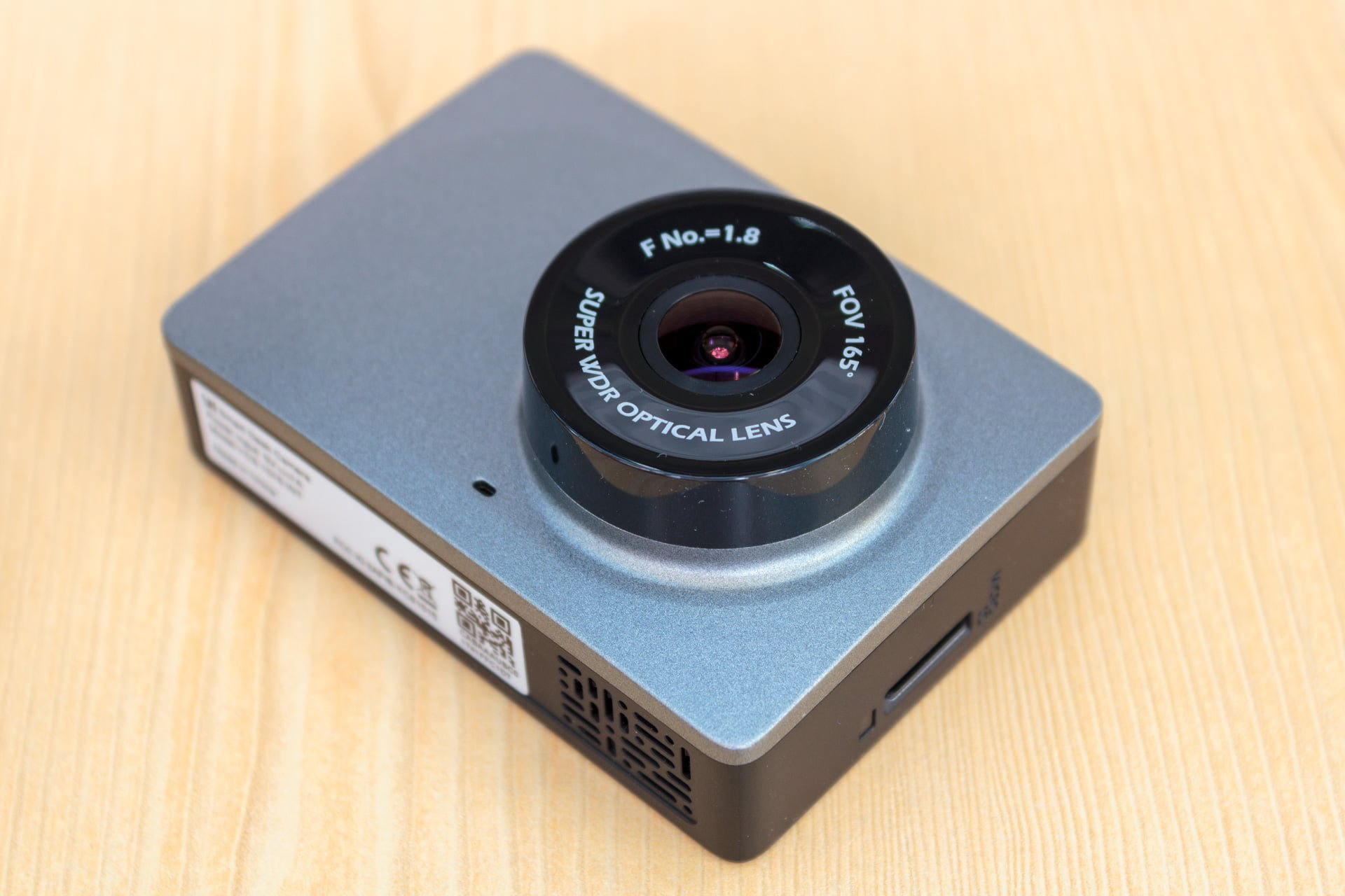 Recenzja YI Smart Dash Camera - rejestrator dla każdego 24