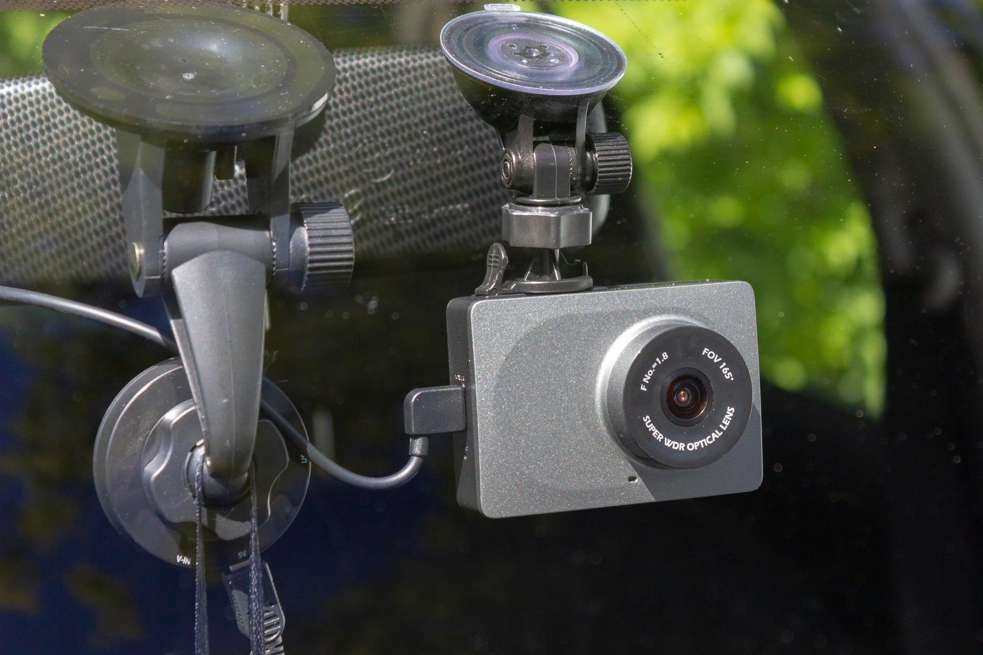 Recenzja YI Smart Dash Camera - rejestrator dla każdego 25