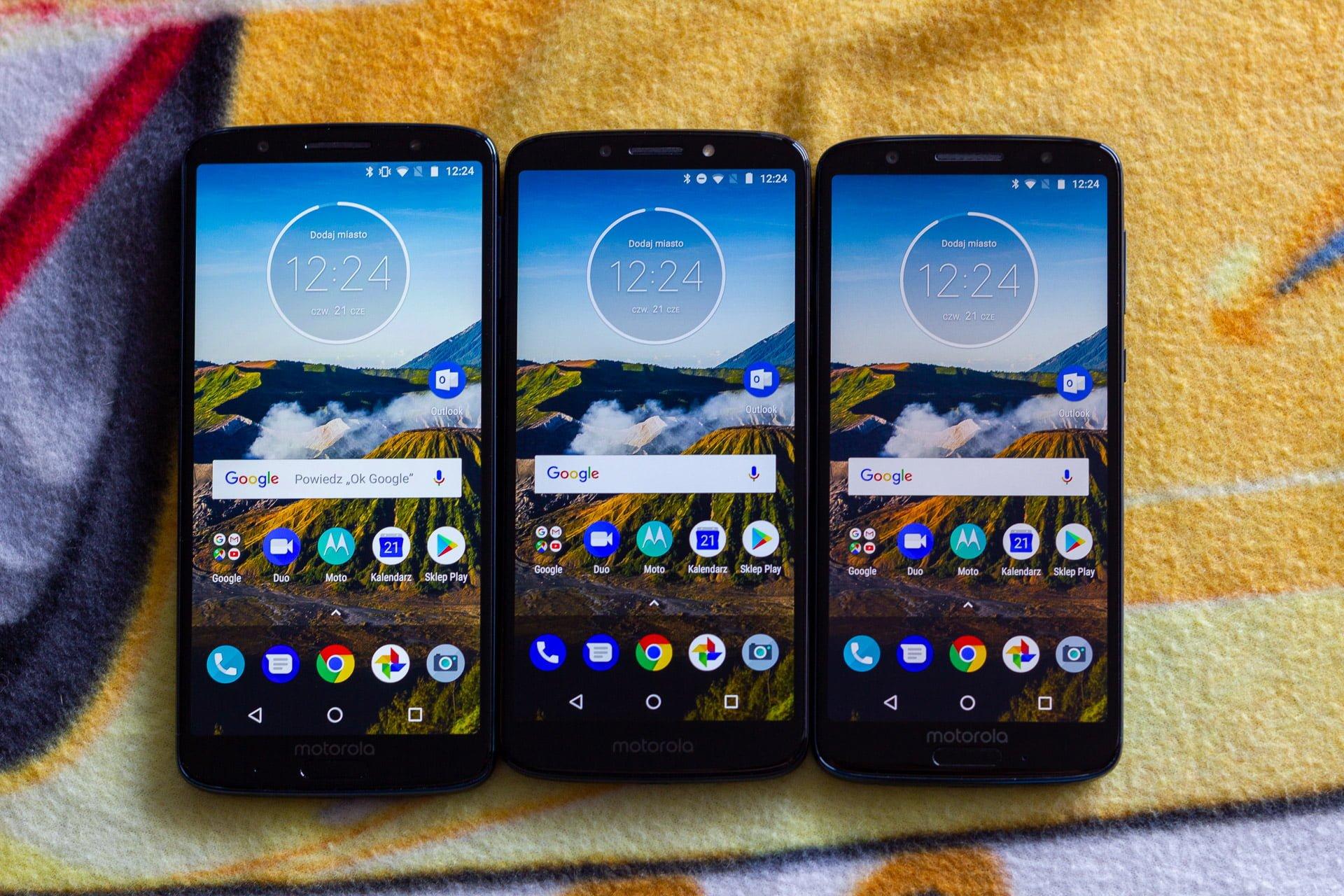 Porównaliśmy ze sobą smartfony z najnowszej serii Moto G: Moto G6, Moto G6 Play i Moto G6 Plus. Który z nich najlepiej kupić? 19
