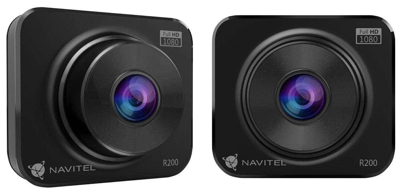NAVITEL R200 to nowy, niedrogi wideorejestrator, nagrywający wideo w Full HD 25