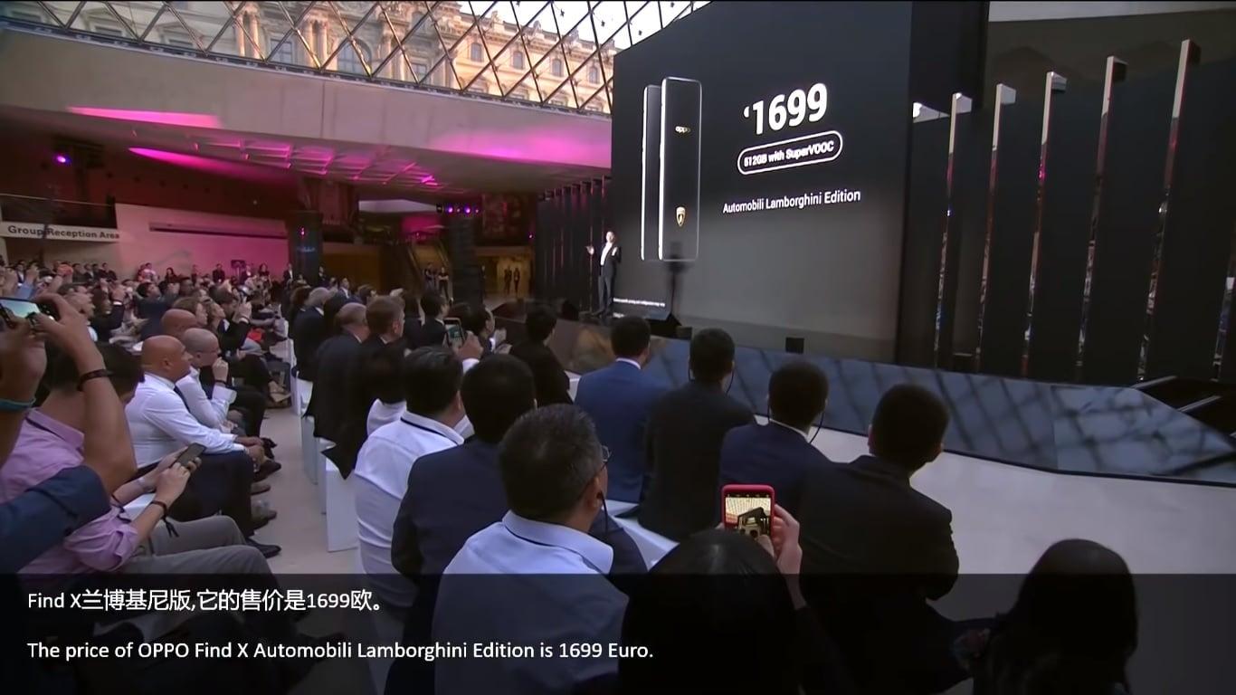 Tabletowo.pl Oppo Find X Lamborghini Edition kosztuje 1699 euro, ale jest wart tych pieniędzy Android Nowości Oppo Smartfony