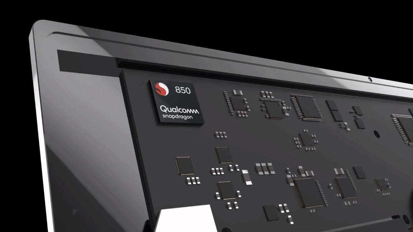 Qualcomm Snapdragon 850 oficjalnie. Jest mocniejszy od Snapdragona 845 24