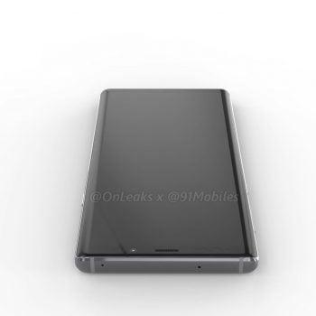 Tabletowo.pl Patrzę na te rendery Samsunga Galaxy Note 9 i nie do końca podoba mi się to, co na nich widzę Android Plotki / Przecieki Samsung Smartfony