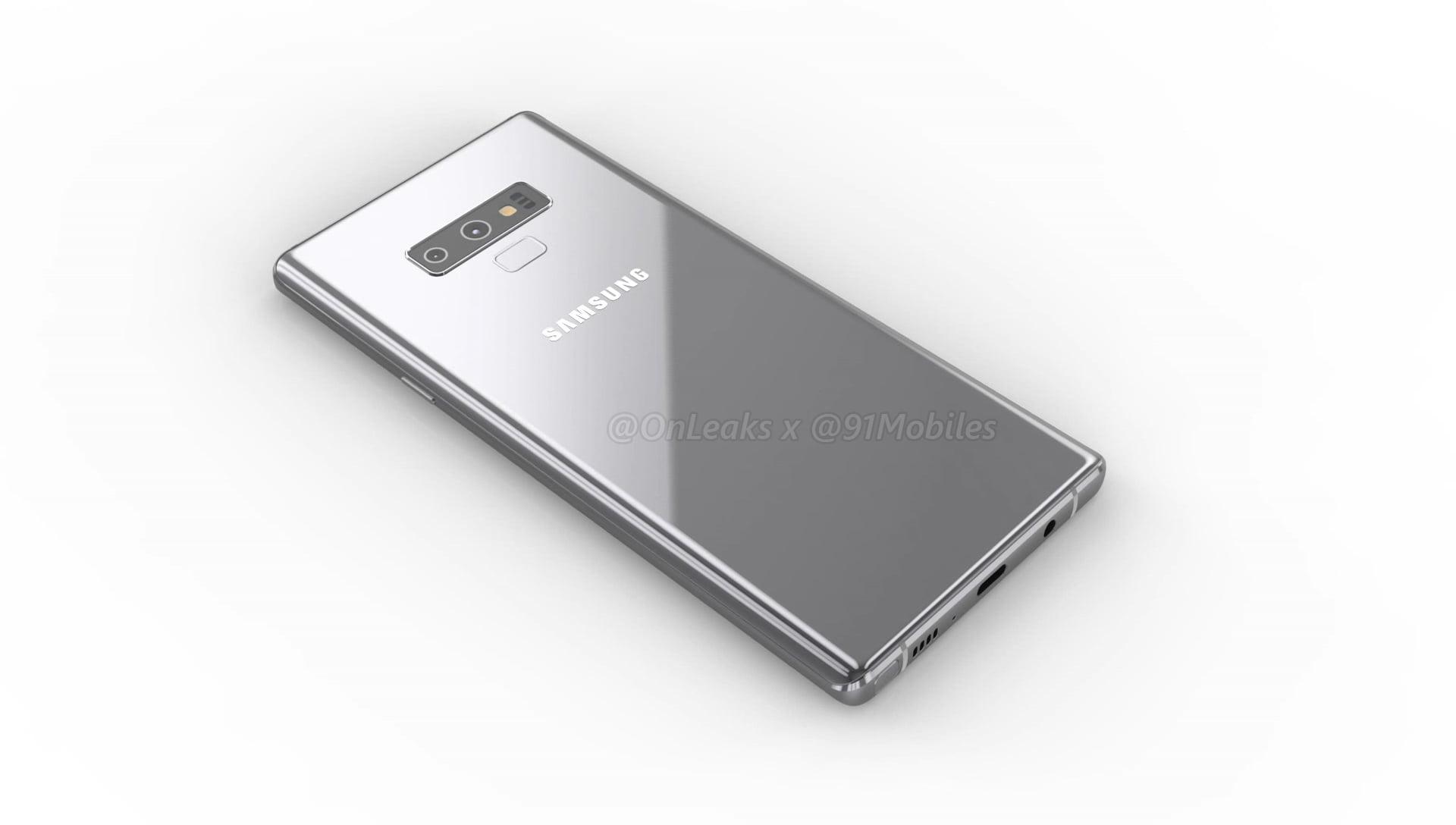 Tabletowo.pl Specyfikacja Samsunga Galaxy Note 9 potwierdzona - czy smartfon może nas jeszcze czymś zaskoczyć? Android Plotki / Przecieki Samsung Smartfony