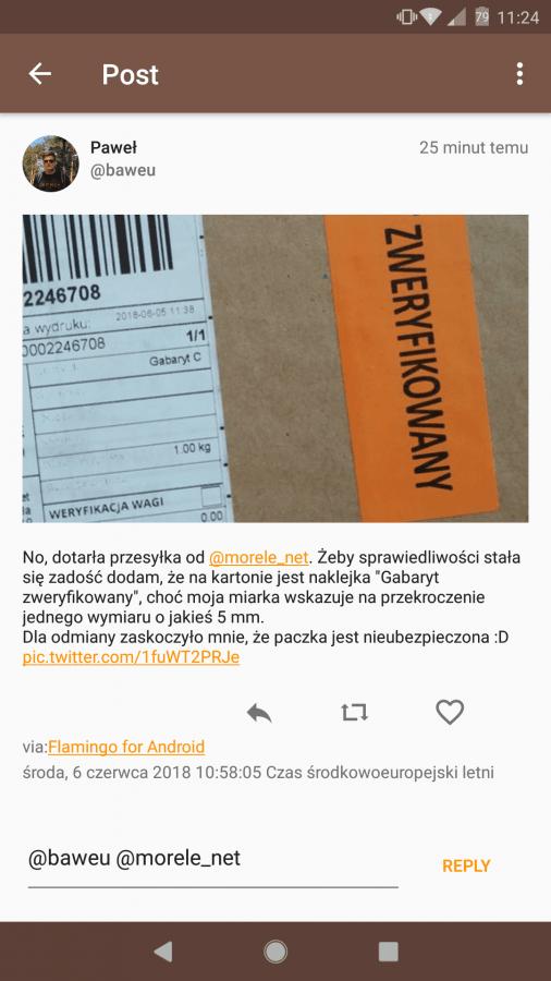 Tabletowo.pl Test i recenzja Twitlatte, czyli bardzo lekkiego i otwartoźródłowego klienta Twittera Android Aplikacje Prześwietlenie Aplikacji Recenzje Aplikacji/Gier