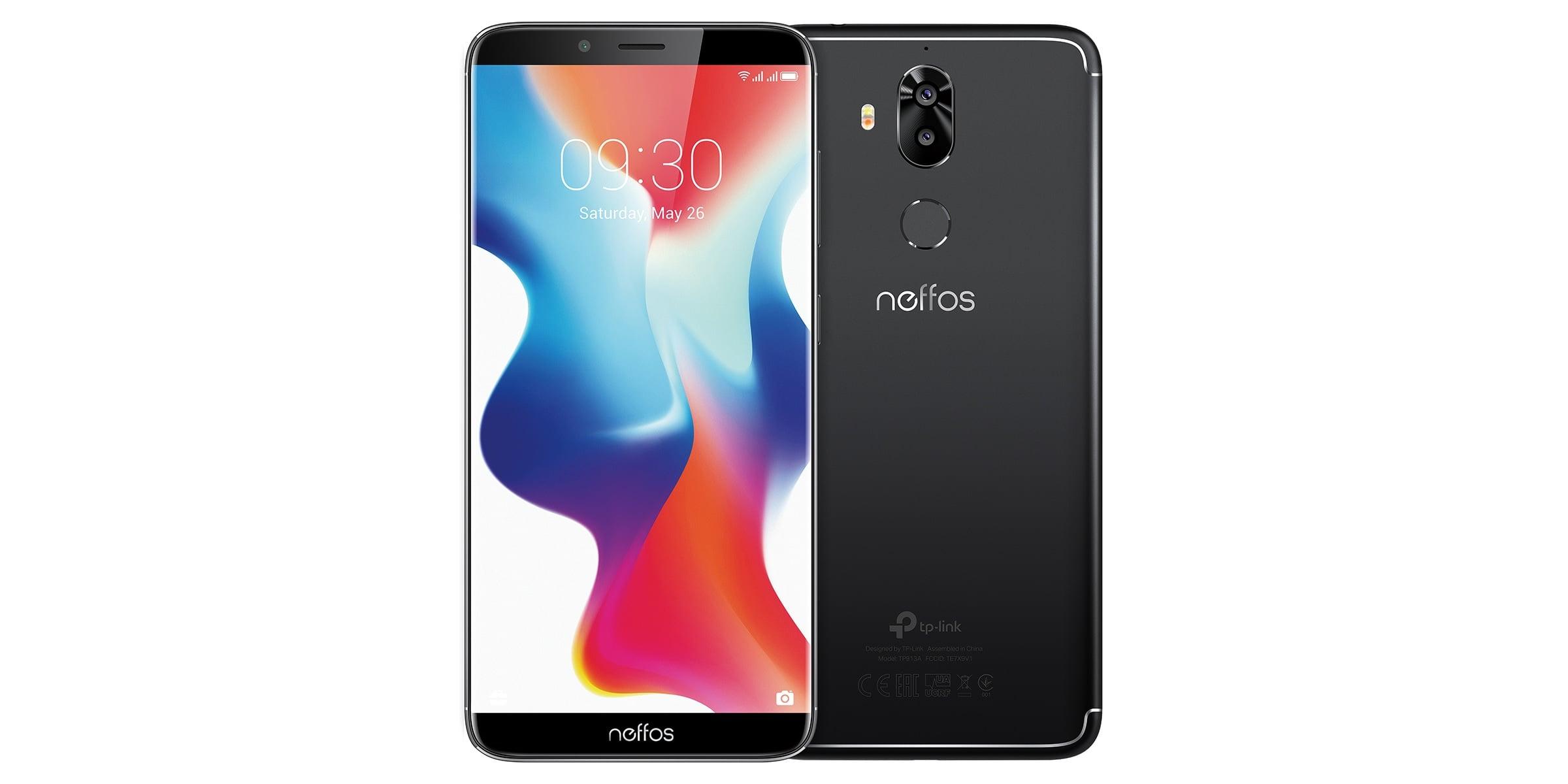 TP-Link zapowiedział aż cztery nowe smartfony: Neffos C7A, Neffos C9A, Neffos C9 i Neffos X9 14