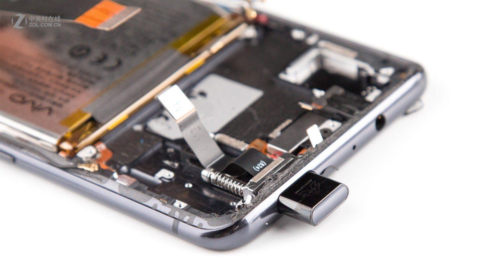 Jesteście ciekawi, jak od środka wygląda mechanizm wysuwania kamer w Vivo NEX? 18