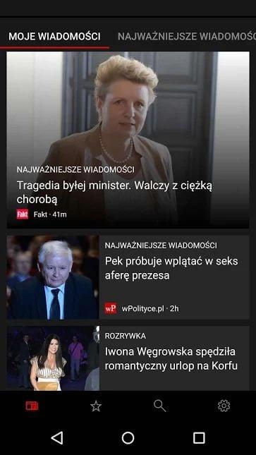 Tabletowo.pl Aplikacja MSN Microsoft przeszła poważną metamorfozę i teraz nazywa się Microsoft Wiadomości Aktualizacje Aplikacje Microsoft
