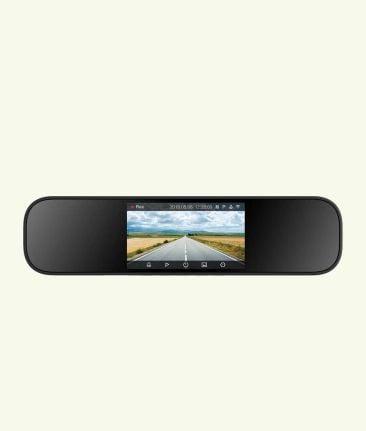 Tabletowo.pl Xiaomi zaprezentowało lusterko wsteczne z wideorejestratorem i (opcjonalną) kamerą cofania Moto Nowości Xiaomi