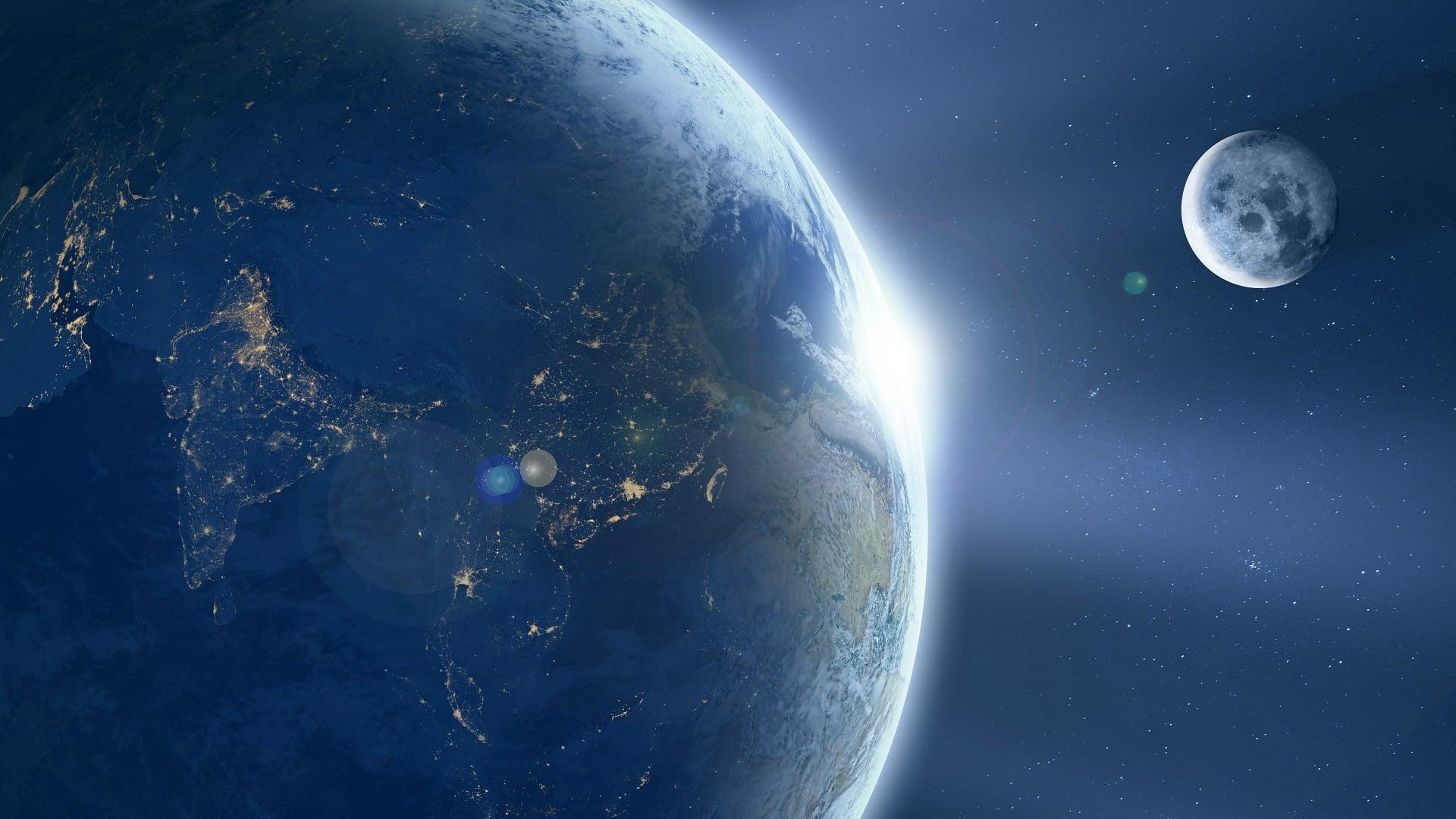 """Przez krótki czas na Księżycu było życie. Słowo klucz to """"było"""" 22"""