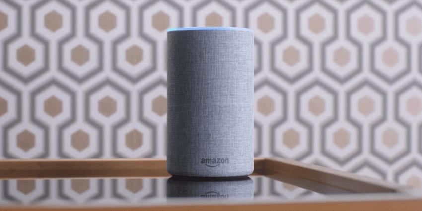 Tabletowo.pl A to dobre: zagrasz w Skyrima na głośniku Amazona. Szanuję dystans, z jakim podchodzi do siebie Bethesda Asystenci głosowi Gry Smart Home Sprzęt