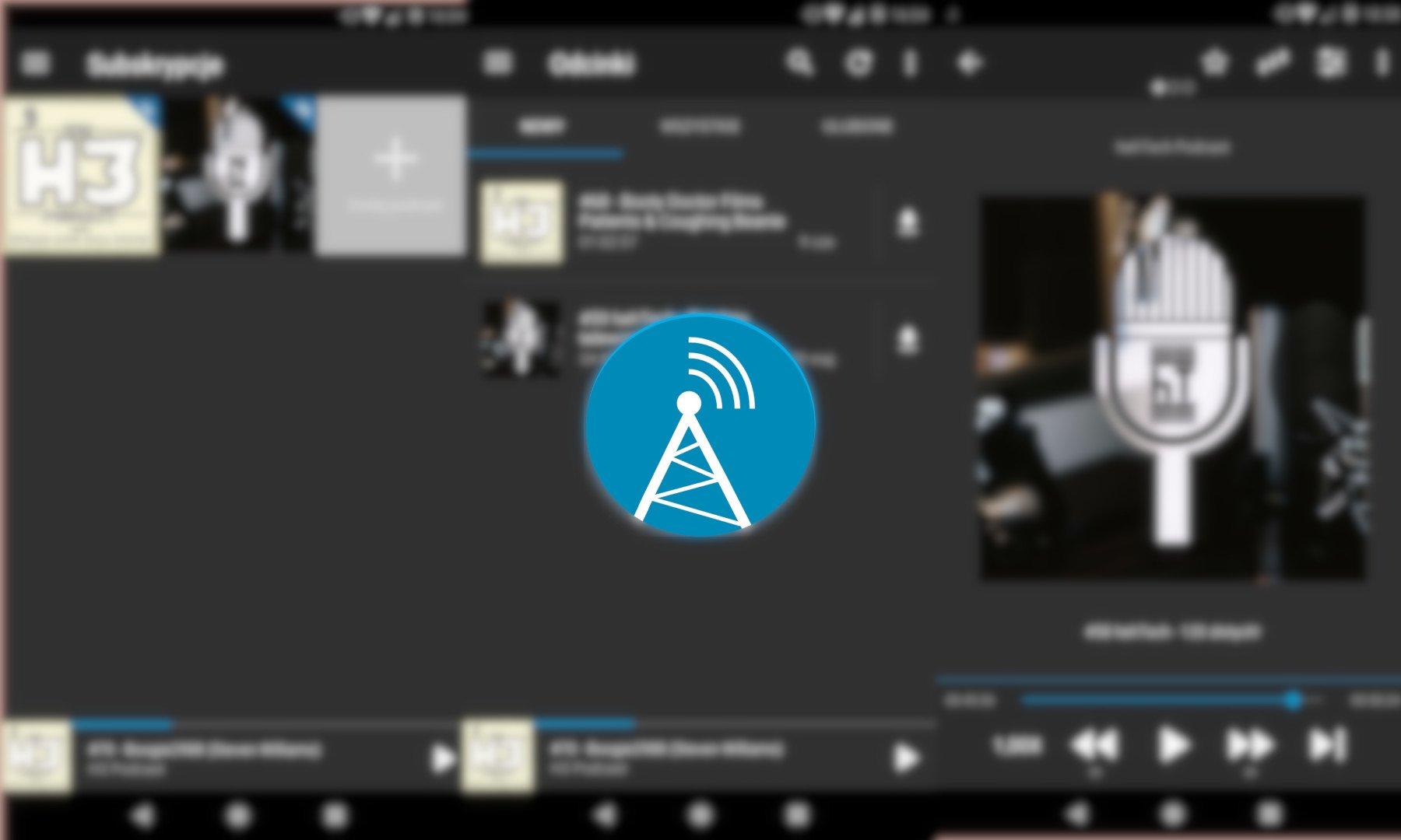 AntennaPod - test i recenzja otwartoźródłowej aplikacji do podcastów