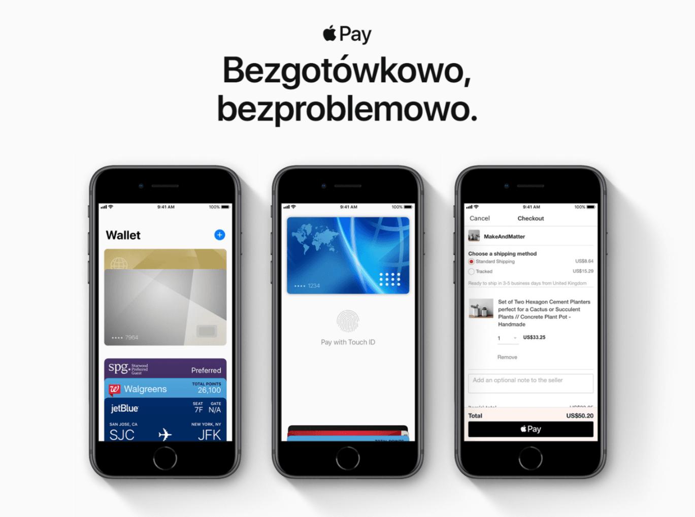 Tabletowo.pl Apple Pay w Polsce. Nowy standard płatności, na który czekaliśmy całymi latami Apple Nowości Technologie